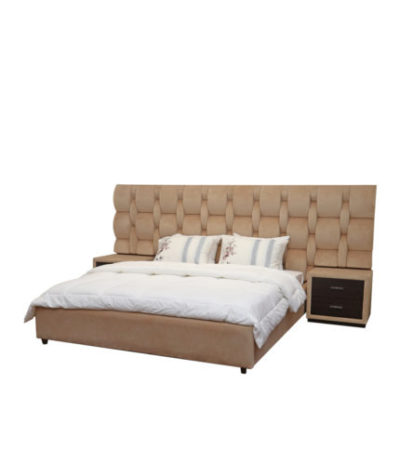 Empire Bed with Side Tables