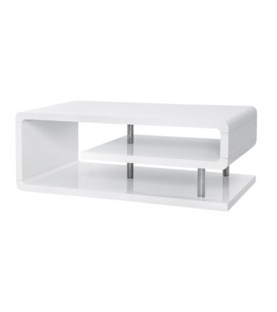 Amani Coffee Table White