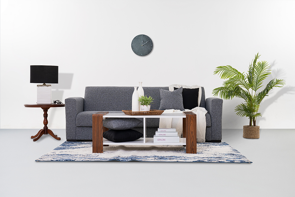 Lucky 3 Seater Sofa Bed